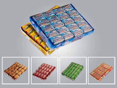 Dragee Chewing Gum